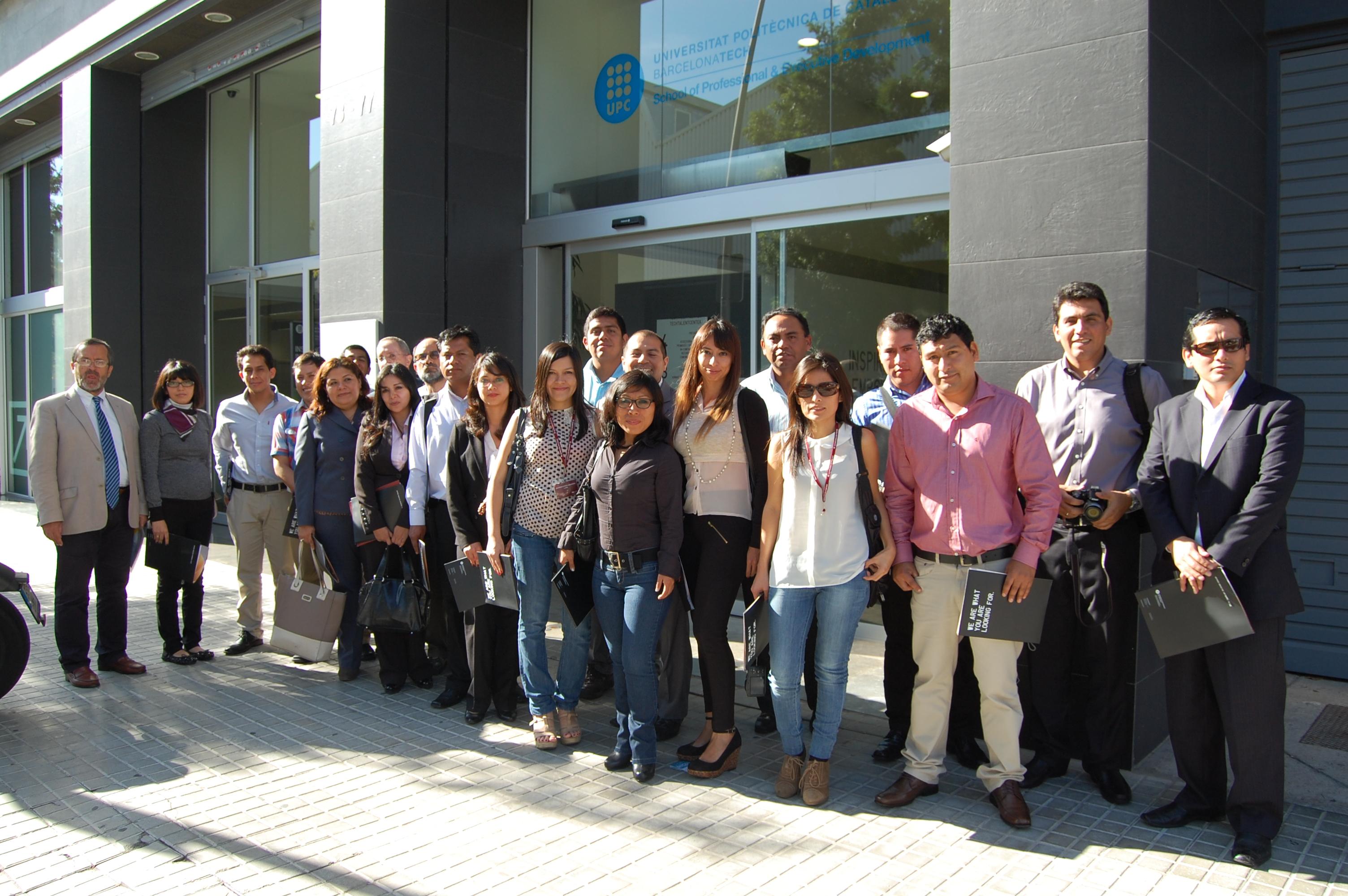 2 edici n seminario internacional de construcci n y for Empresas de construccion en barcelona