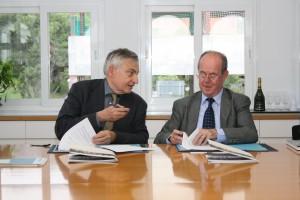 Conveni de col·laboració Toulouse Business School - UPC