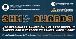 Concurso Videojuegos 3HM