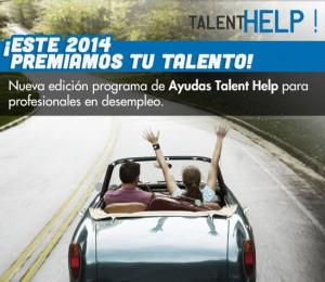 ayudas talent help | UPC School