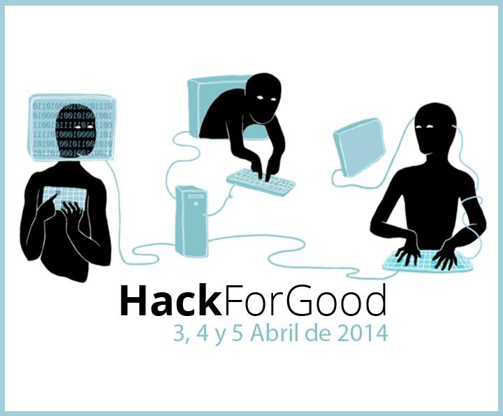 HackForGood 2014 Barcelona