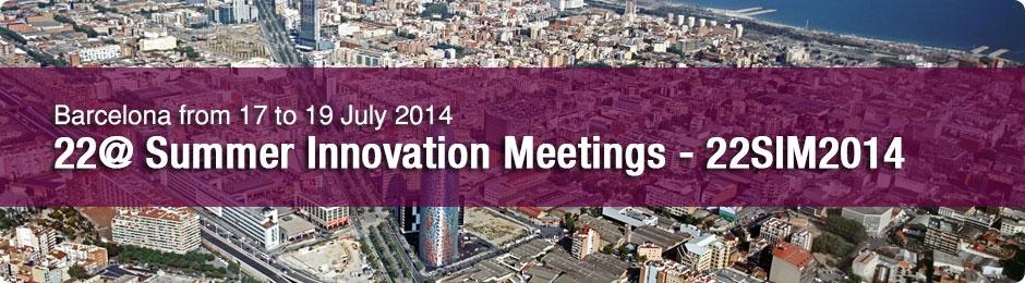 Summer Innovation Meetings