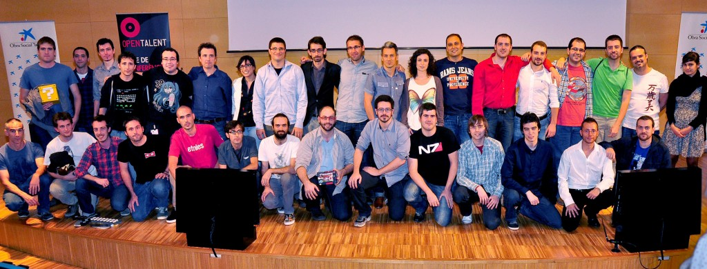 Presentació Projectes Videojocs