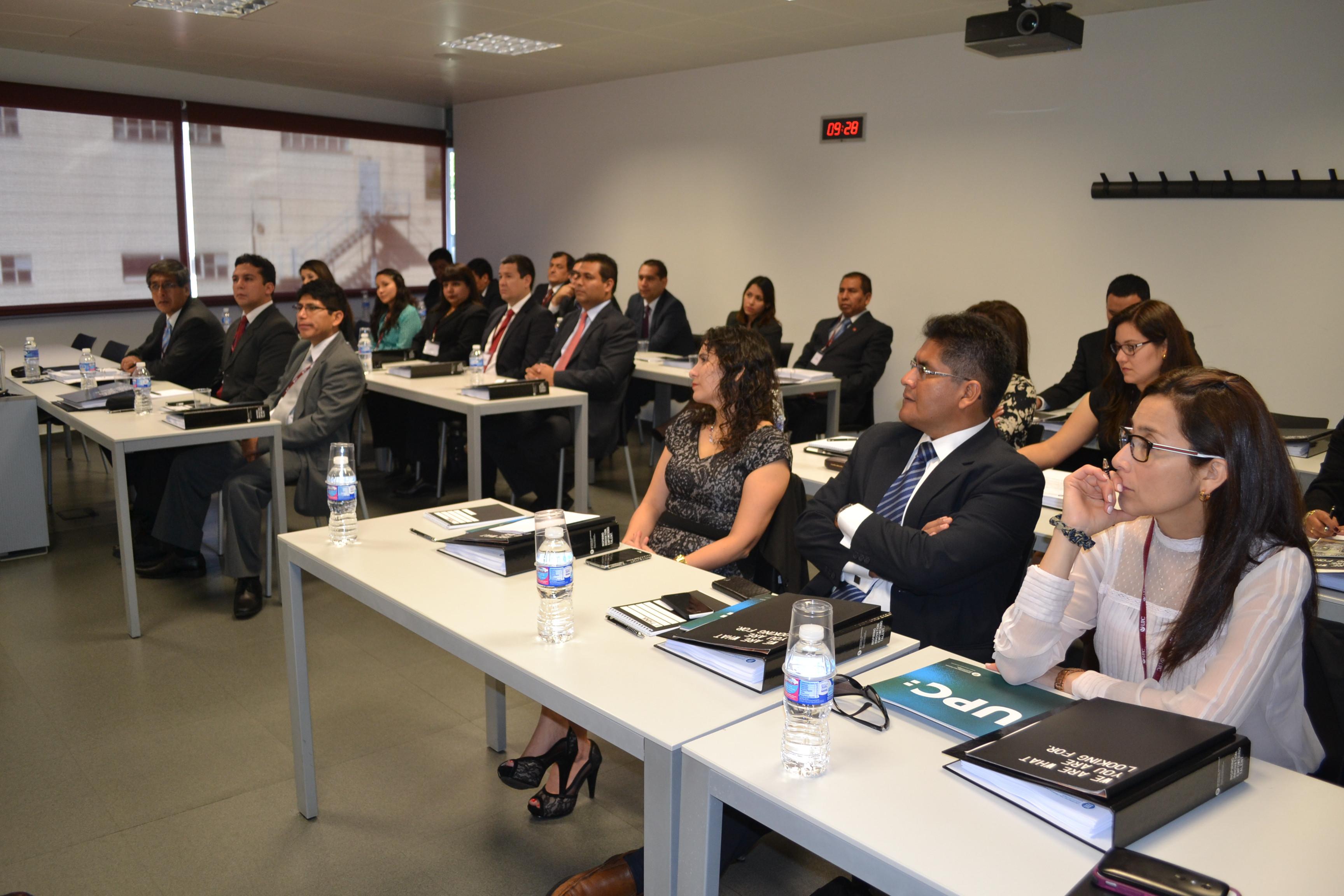 Stage MBA Internacional