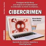 Manel Medina, director del màster en Cybersecurity Management, publica el llibre  Cibercrimen