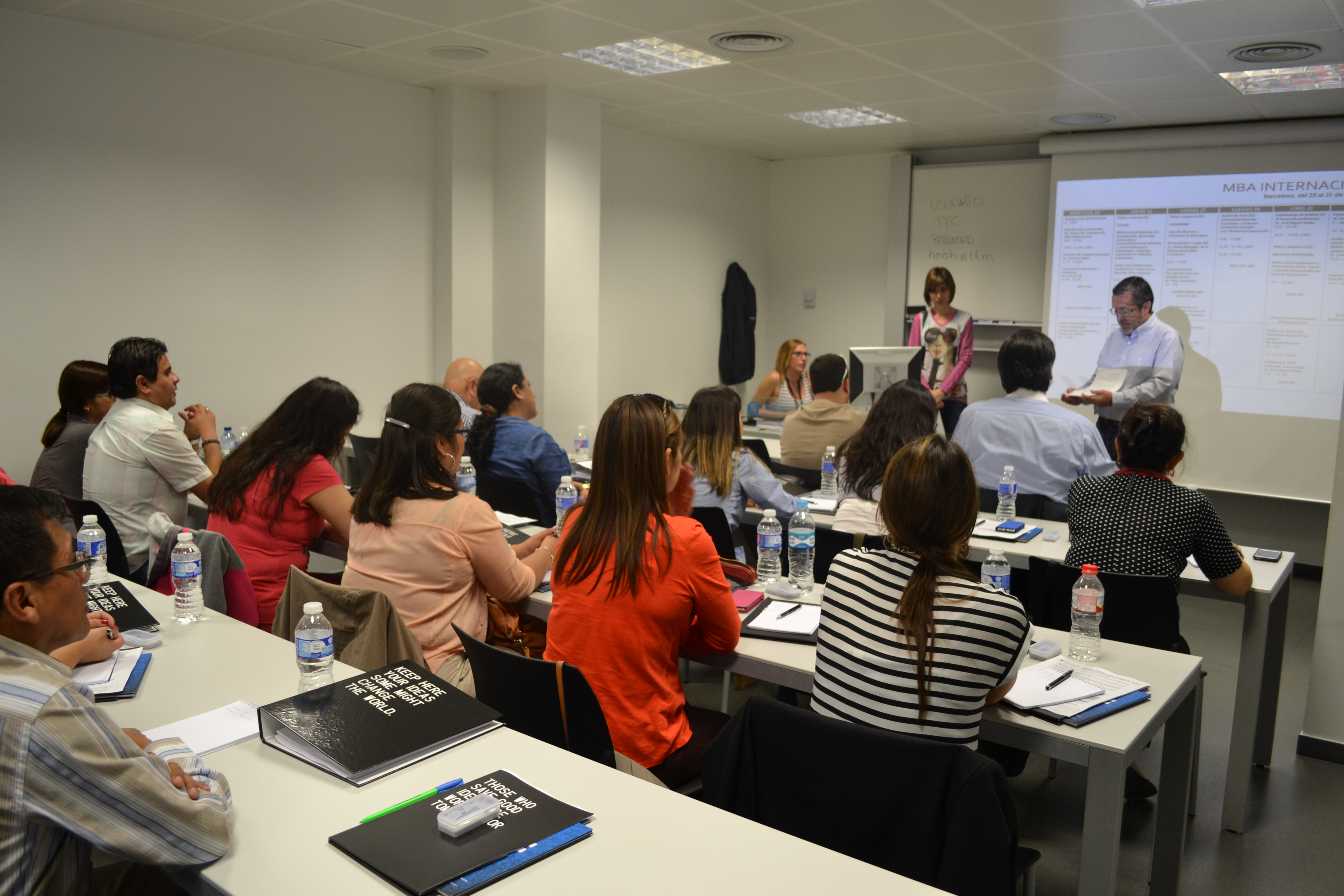 MBA Internacional Peru