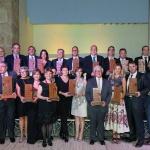 El màster Executive en Lean Supply Chain Management i el màster en Shipping Business obtenen l'Arete Excelletiam Award de l'Escola Europea de Short Sea Shipping
