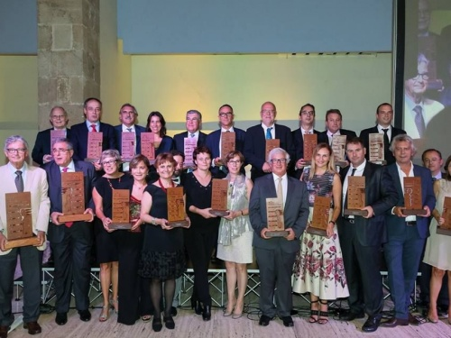 El màster Executive en Lean Supply Chain Management i el màster en Shipping Business obtenen l'Arete Excelletiam Award de l'Escola Europea de Short Sea Shipping