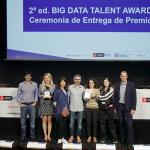Alumnes del postgrau en Big Data de la UPC School guanyen els Big Data Talent Awards