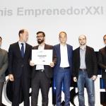Signaturit, un proyecto del máster en Mobile Business, premio Emprendedor XXI en Cataluña