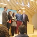 Alumnos del máster en BIM Management ganan el primer premio del concurso BIMtecnia 2016