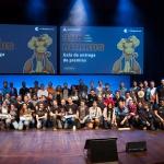 5a edició del concurs de videojocs i animació Three Headed Monkey Awards