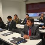 Nueva edición del seminario MBA Internacional de la Universidad Federico Santa María de Chile
