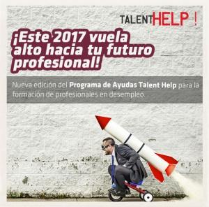 Ayudas Formación - Talent Help