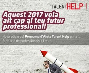 Ajuts Formació Talent Help