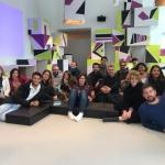 Alumnos del máster en Diseño y Producción de Espacios participan en el festival Món Llibre 2018