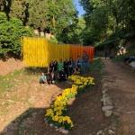 Alumnos del máster en Diseño y Producción de Espacios participan en Girona, Temps de Flors 2018