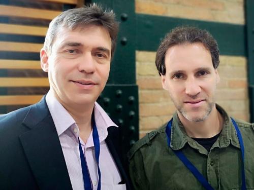 """Xavier Pi i Pau Fonseca: """"Calen professionals capaços de commutar del mode IT al mode OT i a l'inrevés"""""""