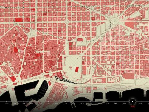 Professors del màster en Restauració de Monuments d'Arquitectura, premiats a la Biennal d'Arquitectura i Urbanisme