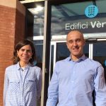 """Xavier Giró i Marta Ruiz Costa-Jussà: """"Les empreses ens demanen professionals formats en aprenentatge profund"""""""