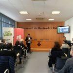 Alumnos del máster en Rehabilitación presentan sus proyectos al Consell Comarcal del Vallès Occidental