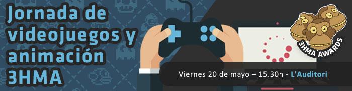 Jornada de videojuegos y animación 3HMA. Social Point