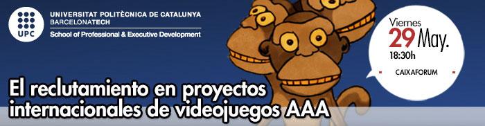 Open Talent: El reclutamiento en proyectos internacionales de videojuegos AAA