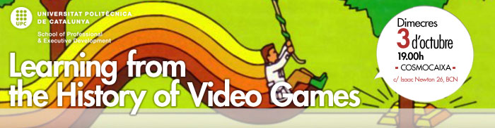 Learning from the History of Video Games
